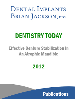 Dentistry today 2012